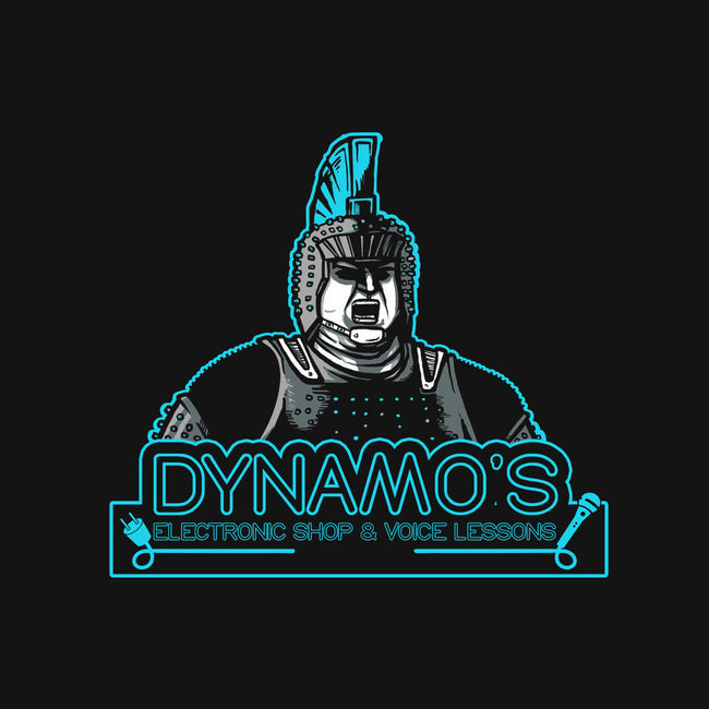 Dynamo's Electronic Shop-mens heavyweight tee-AndreusD
