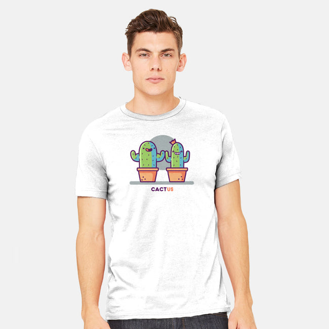Cactus-mens heavyweight tee-Randyotter