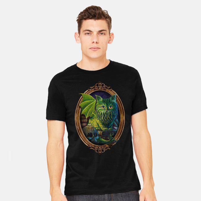 Cathulhu-mens heavyweight tee-MoniWolf