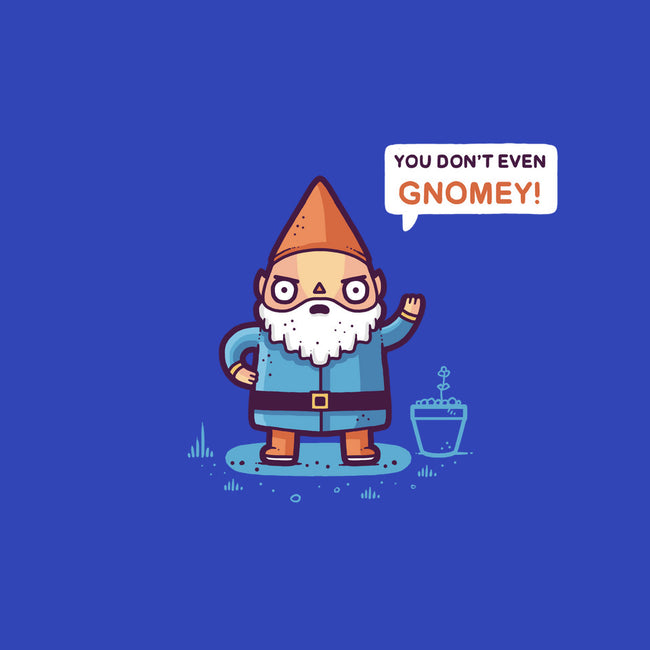 Chillin With My Gnomies-none matte poster-Randyotter