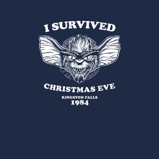 Christmas Eve Survivor-unisex basic tank-RBucchioni