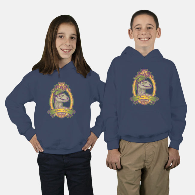 Clever Class of 93-youth pullover sweatshirt-MareveDesign