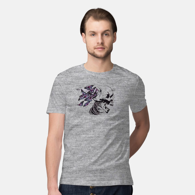 Creative Freedom-mens premium tee-Gary McElkerney