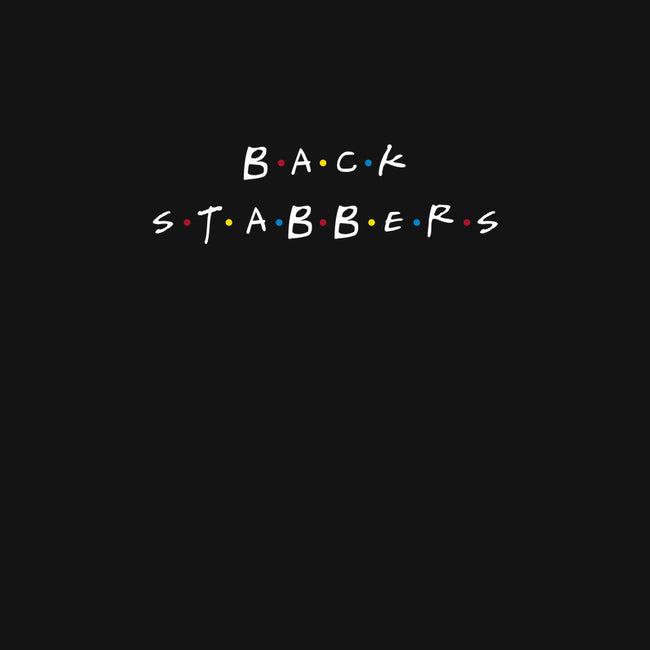 Back Stabbers-mens heavyweight tee-manospd