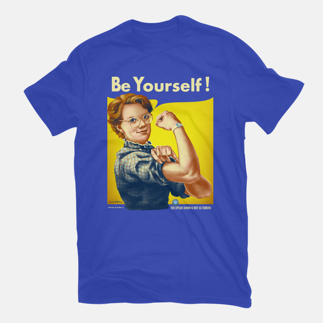 Barb Can Do It!-mens heavyweight tee-KKTEE