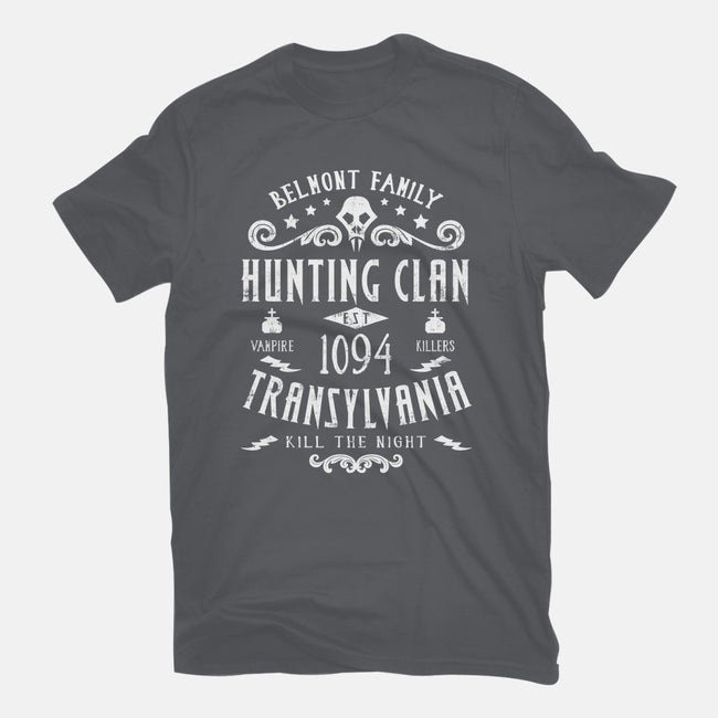 Belmont Clan-mens heavyweight tee-machmigo