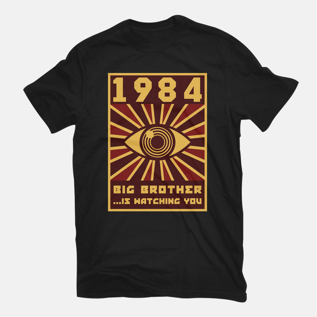 Big Brother-mens heavyweight tee-karlangas