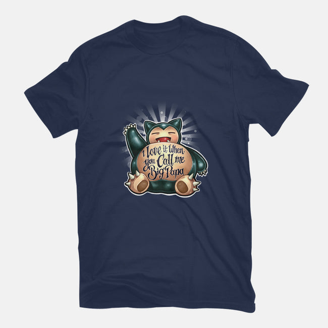 Big Papa-mens heavyweight tee-TimShumate