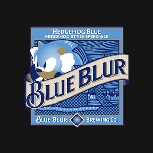 Blue Blur Beer