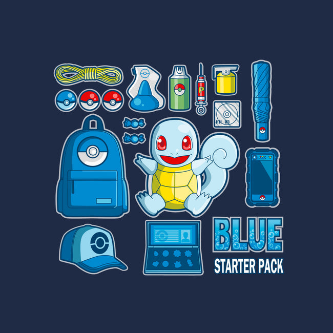 Blue Starter Kit-none glossy sticker-MIKELopez