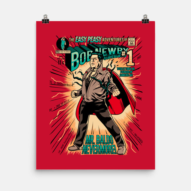 Bob of Steel-none matte poster-PrimePremne