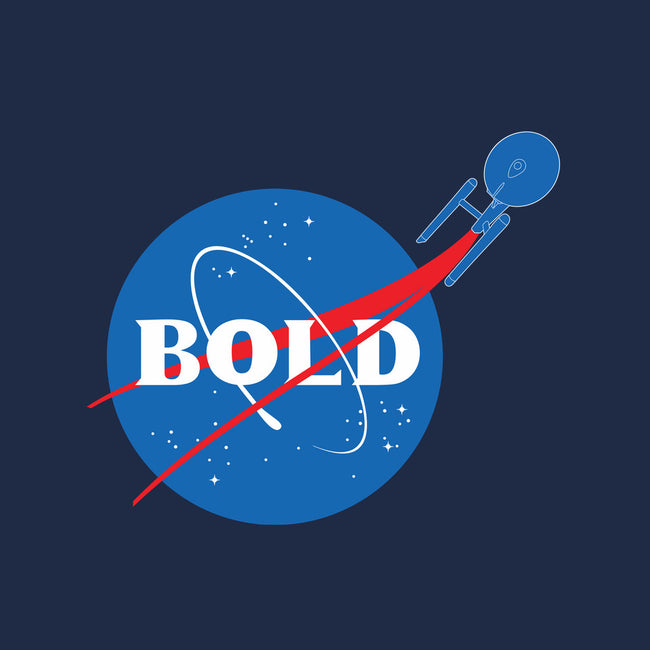 Bold-none glossy sticker-geekchic_tees