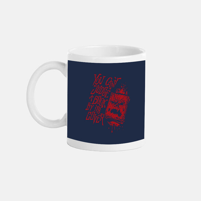 Book of the Dead-none glossy mug-Harzack