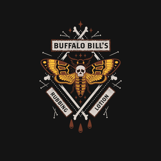 Buffalo Bill's Rubbing Lotion-mens heavyweight tee-Nemons