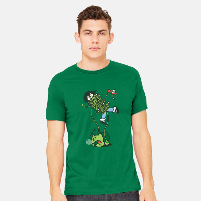 Bulba-Fail-mens heavyweight tee-CoD Designs