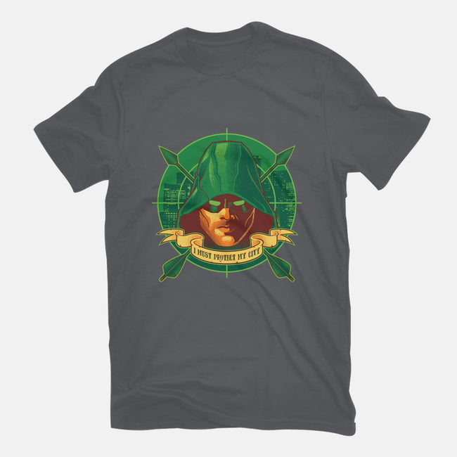 A City's Protector-mens heavyweight tee-nakedderby