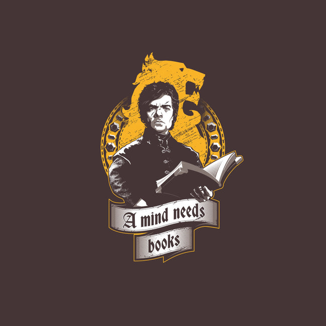 A Mind Needs Books-mens heavyweight tee-inaco