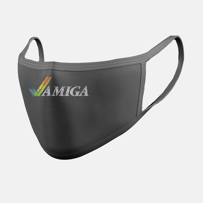 Amiga-unisex basic face mask-MindsparkCreative