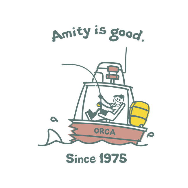 Amity is Good-none glossy mug-warbucks360