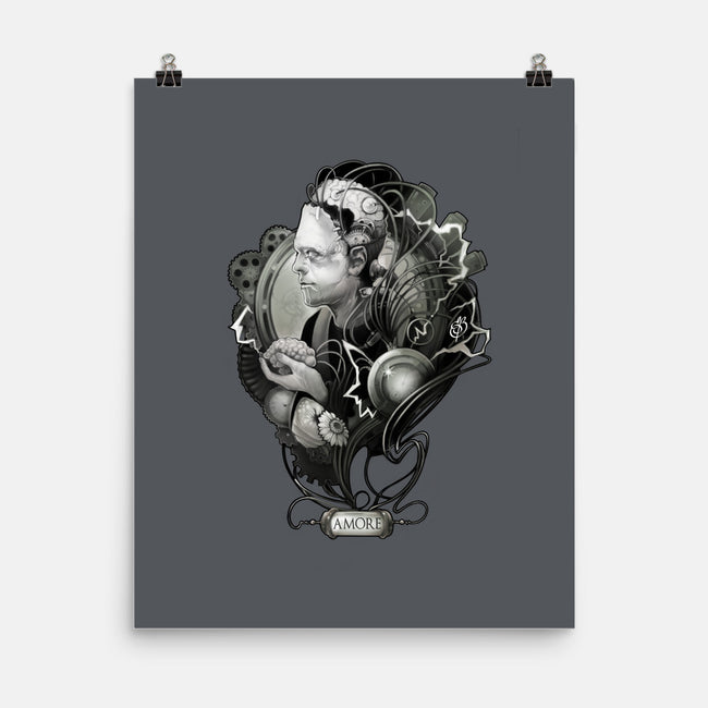 Amore-none matte poster-Emilie_B