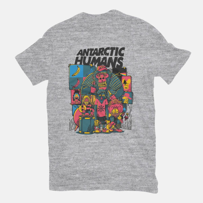 Antarctic Humans-mens heavyweight tee-raffaus