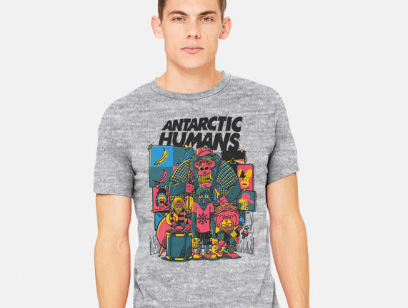 Antarctic Humans