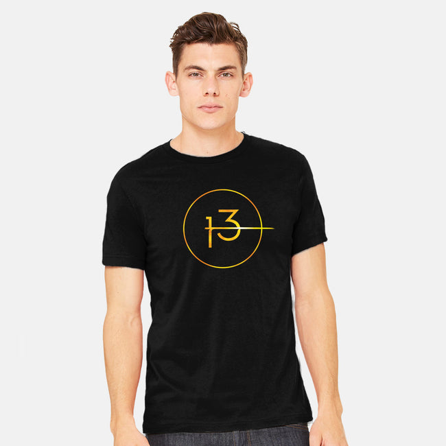 13th Icon of Time & Space-mens heavyweight tee-Kat_Haynes