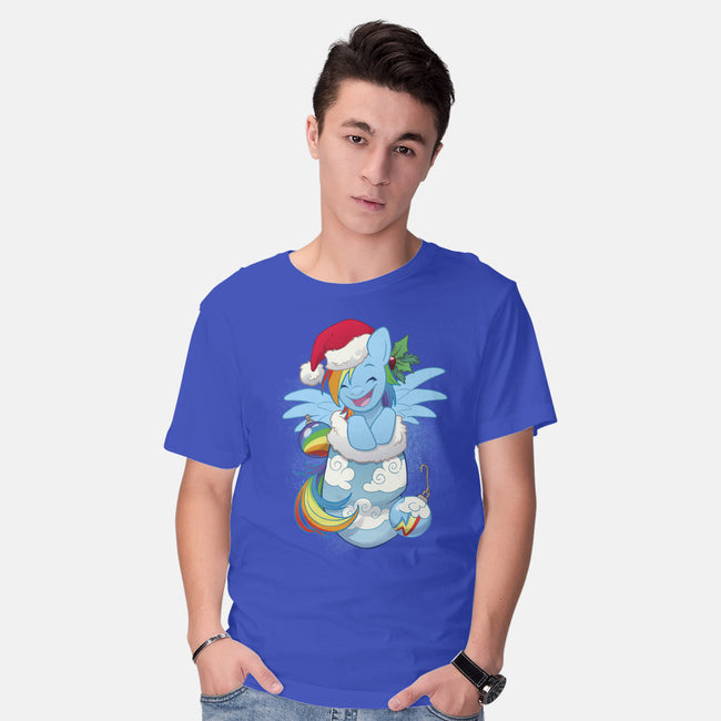 20% Cooler Stocking Stuffer-mens basic tee-DoOomcat