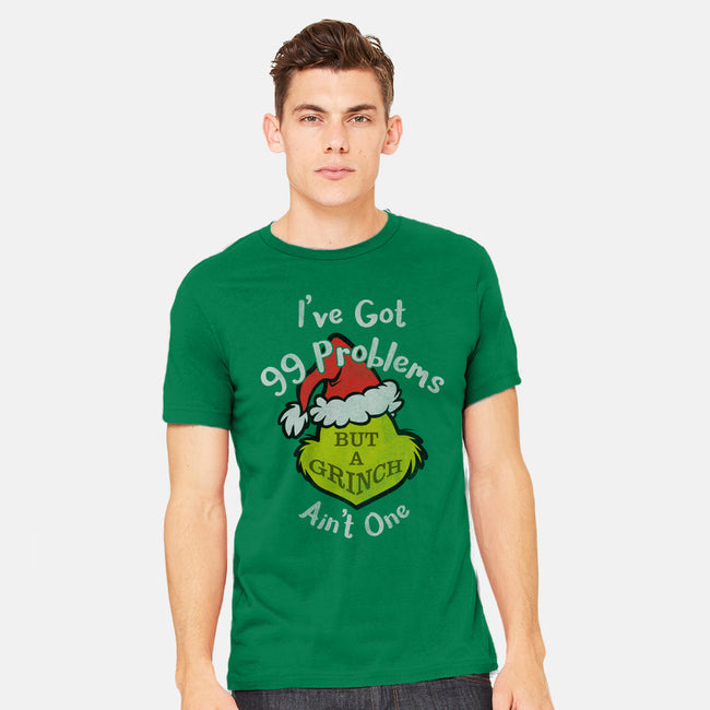 99 Holiday Problems-mens heavyweight tee-Beware_1984