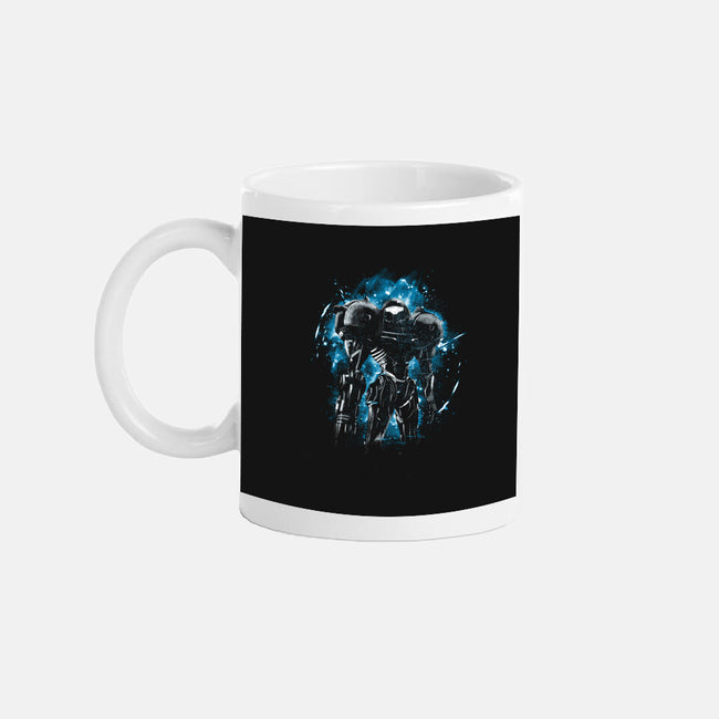 Galactic Bounty Hunter-none glossy mug-kharmazero
