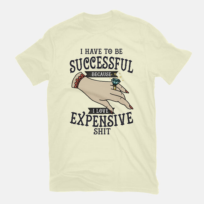I Have to be Successful-youth basic tee-UrsulaLopez