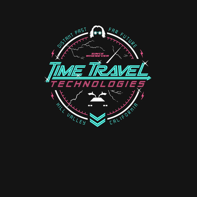 Time Travel Tech-mens heavyweight tee-gamma-ray