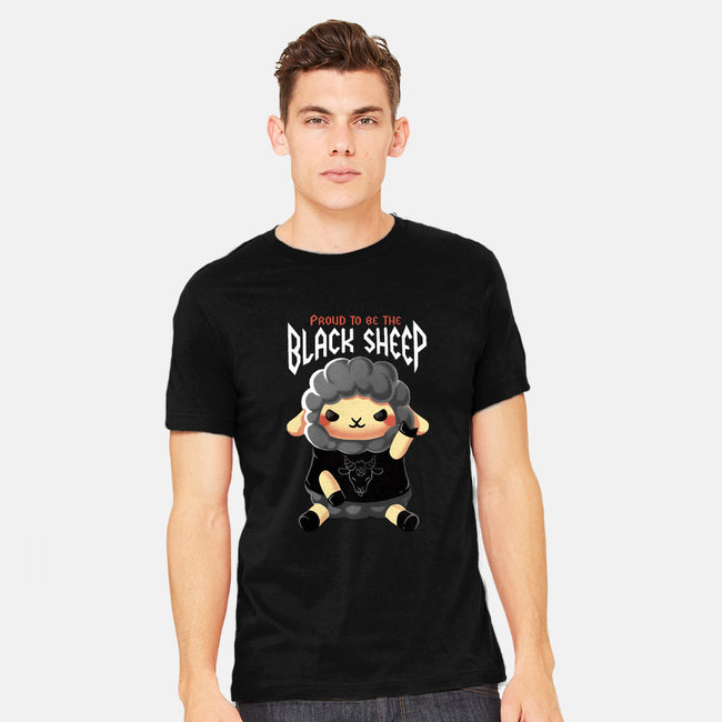 Black Sheep-mens heavyweight tee-BlancaVidal