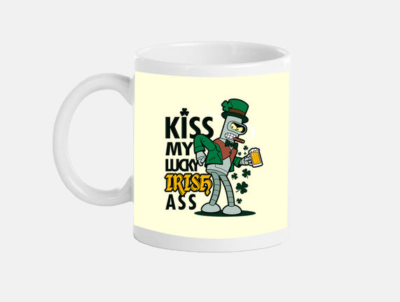 Kiss My Lucky Irish Ass