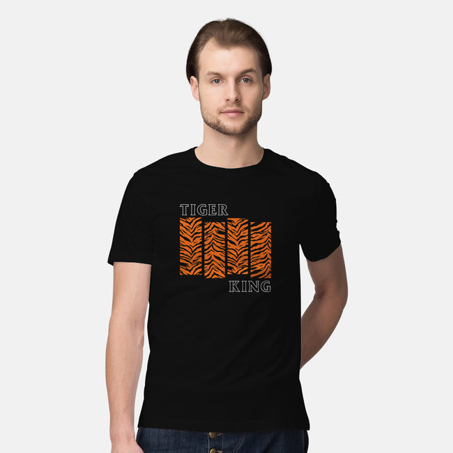 Tiger Flag-mens premium tee-nobleteeshop