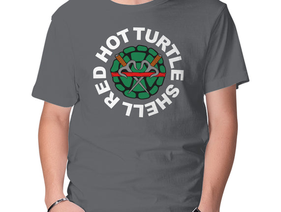 Red Hot Turtle Shell