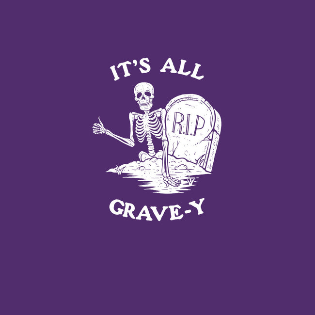 It's All Grave-y-none glossy mug-dumbshirts