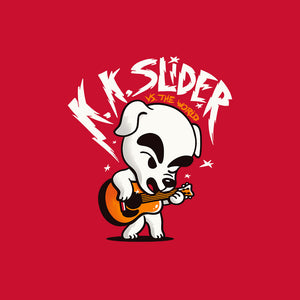 K.K. Slider vs the World
