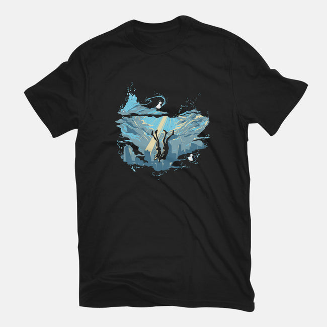 Children of Weather-mens basic tee-Spedy93