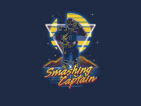Retro Smashing Captain