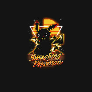 Retro Smashing Pocket Monster