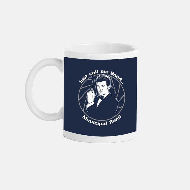 Municipal Bond-none glossy mug-DCLawrence