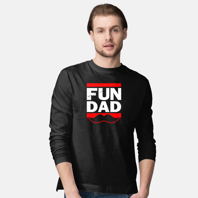 Fun Dad-mens long sleeved tee-Boggs Nicolas