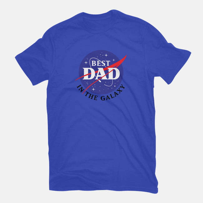Best Dad in the Galaxy-mens heavyweight tee-cre8tvt
