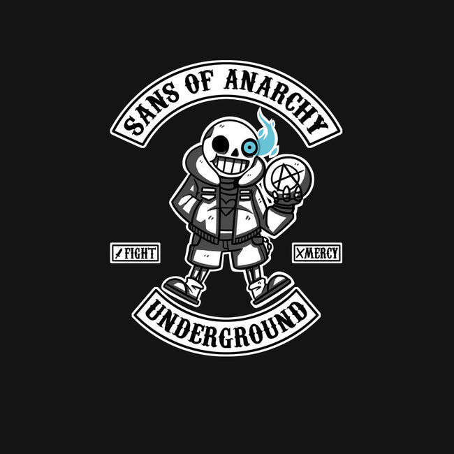 Sans of Anarchy-youth basic tee-theteenosaur
