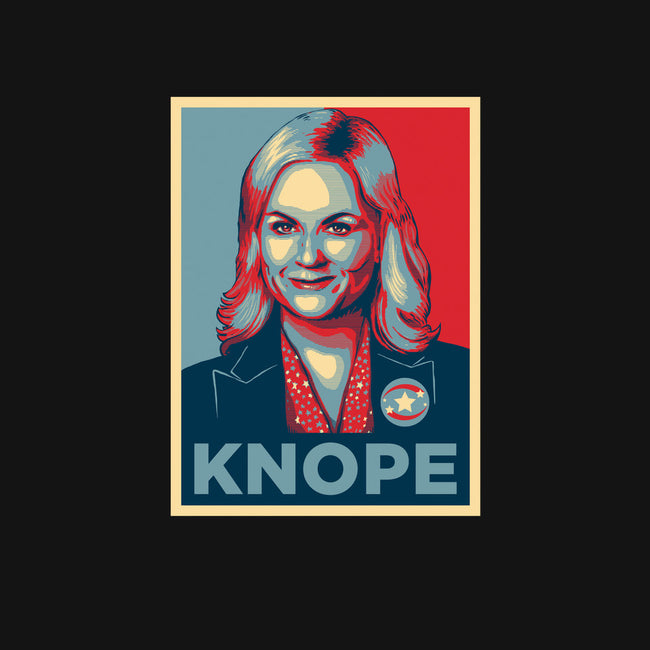 Knope Hope-womens fitted tee-DCLawrence