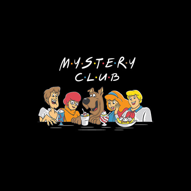 The Mystery Club-mens basic tee-turborat14