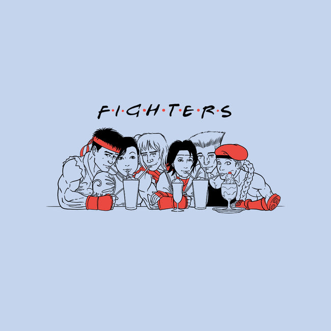Fighters-mens basic tee-spike00