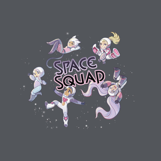She Space Squad-youth basic tee-SeaworthyPirate