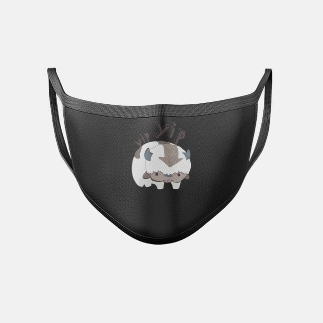 Let's Fly-unisex basic face mask-StinkPad